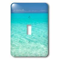 3dRose lsp_226497_1 Bahamas, Little Exuma Island, Single Toggle Switch