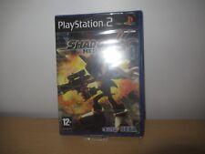 PS2 Shadow The Hedgehog Pal Reino Unido, Nuevo & Sony Precinto de Fábrica