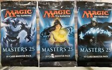 (x1) MAGIC THE GATHERING MTG MASTERS 25 BOOSTER PACK! FAST SHIP!