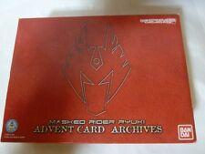 KAMEN MASKED RIDER Ryuki Dragon Knight Advent Card
