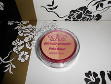 NEW FAKE BAKE BEYOND BRONZE DUO BRONZER SHADE LIGHT FULL SIZE 9G DISCONTINUED