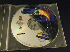 Planet Hot Wheels.com Race Level #5/6 (PC, 2001) - Disc Only