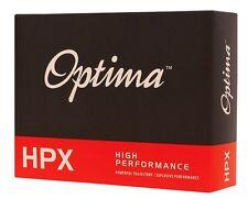 OPTIMA HPX 4 DOZEN GOLF BALLS - WHITE - NEW IN BOX - VALUE PLUS!