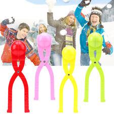 Snow Ball Maker Kids Children Outdoor Snowball Sand Mod Toys Funny~