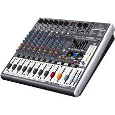 BEHRINGER XENYX X1222USB mixer studio eq. grafico 7 bande USB 16 canali NUOVO