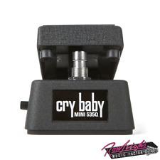 Jim Dunlop Mini 535Q Crybaby Wah Guitar Effect Pedal