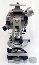 "15"" Messing Theodolit-Transit Surveyors Alidade Vintage Vermessungsinstrument"