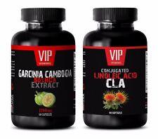 Antioxidant formula - CLA - GARCINIA CAMBOGIA COMBO - cla for men