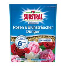 Substral Osmocote Roses et arbustes à fleurs Dünger-1,engrais de rose 5 kg Lilas