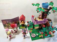 Lego Friends 3065 Olivia's Tree House & 30105 Mailbox Stephanie 100% complete