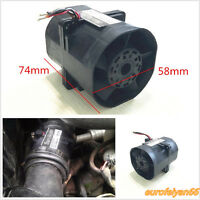 Car Electric Turbine Turbo Double Fan Super Charger Boost Intake Fans ACE60 3.2A