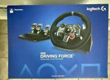 Logitech Dual-Motor Feedback Driving Force G29 Gaming Racing Wheel