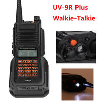 For Baofeng UV9R Plus Walkie Talkie U/V Handheld Two Way Radio CTCSS/DCS 128CH