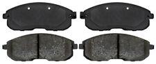 Disc Brake Pad Set-Ceramic Disc Brake Pad Front ACDelco Advantage 14D815CHF1