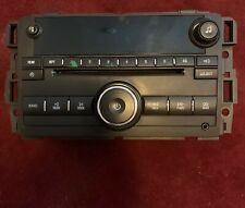 2007-2013 GMC SIERRA SILVERADO TRUCK W/T CD Radio MP3 PART # 25942015 OEM
