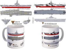 USS Hancock CV/CVA-19  mug