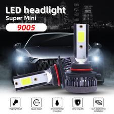 New listing 9005/Hb3/H10 Mini Cob Led Headlight Bulbs Kit High Beam 110W 22000Lm 6000K Lamp