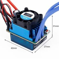 Racing 60A ESC Brushless Electric Speed Controller For 1:10 RC Car Truck JLK