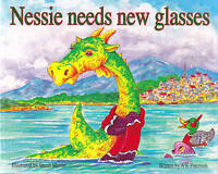 Nessie Needs New Glasses, A. K. Paterson, Very Good Book