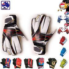Adult Child Soccer Football Goalkeeper Gloves Latex Protective Equipment OGLOV