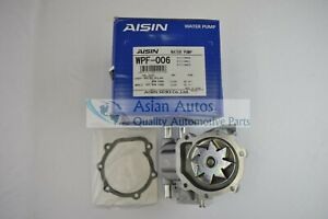 Aisin Water Pump For: Subaru WRX STI Legacy GT Outback XT Forester Made in Japan