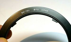 SH-721 Tokina Plastic Lens hood shade for AF 20-35mm f3.5-4.5 24-40mm f2.8 AT-X