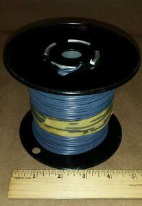 (500 FT Spool) M16878/18BFB0 (Grey) Copper Alloy Wire 1000V 7 Conductors