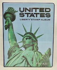 UNUSED United States Liberty Stamp Album H.E. Harris and Co 1847-1989 -Very Nice