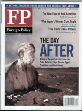 FP Magazine Foreign Policy Magazine Nov. Dec. 2003 The Day After