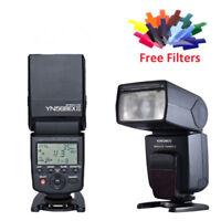 Yongnuo YN-568EX II YN-568 TTL Master Flash Speedlite HSS 1/8000s for Canon
