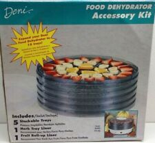 Restaurant Equipment New Deni Food Dehydrator Accessory Kit