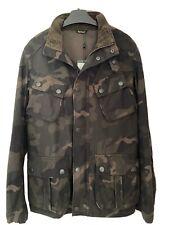 Barbour International Camo Jacket Small BNWT