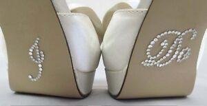 I Do Hochzeit Schuhe Sticker Diamant Kristall Strass Diamante Handwerk Qualität