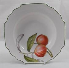 Villeroy & and Boch CASCARA rimmed soup / dessert bowl 22cm - UNUSED