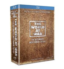 THE WORLD AT WAR COMPLETE TV SERIES BOX SET COLLECTION | New | Sealed | Blu Ray