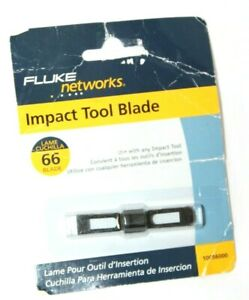 Fluke Networks Impact Tool Blade 66 Blade #10056000