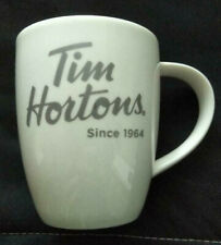 Tim Hortons Coffee Mug Limited Edition #014 White/Red inside Collector's series
