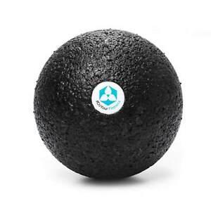 BlackCat - Faszienball 8cm Durchmesser - Massageball Noppenball Fitness