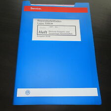 VW Lupo Werkstatthandbuch Motronic Einspritz- Zündanlage AER ALL für 1,0L 37 kW