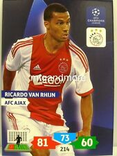 Adrenalyn XL Champions League 13/14 - Ricardo Van Rhijn - AFC Ajax