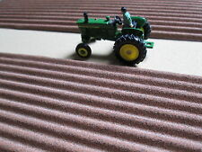 HO Scale TILLED, PLOWED, FARM FURROWED FIELD, DETAILED LANDSCAPE SCENERY MAT
