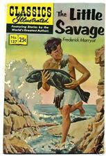 LITTLE SAVAGE, FREDERICK MARRYAT'S, THE  # 137 HRN169