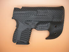 Springfield xds xds45 xds9 Carbon Fiber pocket holster kydex/holstex