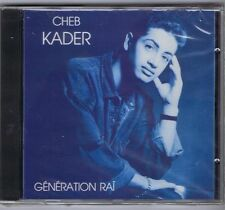 CD ( NEW) CHEB KADER GENERATION RAI