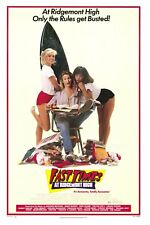 FAST TIMES AT RIDGEMONT HIGH MOVIE POSTER 1982 ROLLED