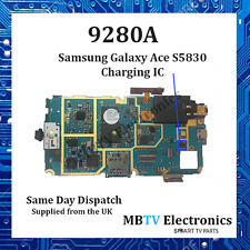 9280A IC - USB Charging IC for Samsung Galaxy Ace S5830 - Charger Repair
