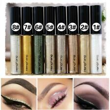 Assorted 8 Colors Eyeliner Set Glitter Liquid Eyeliners Makeup Cosmetic Kit