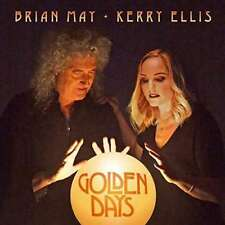 May Brian + Kerry Ellis - Golden Days Nuovo CD