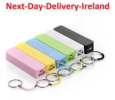 18650 Single Portable External Battery Backup USB Battery Charger Power Bank Box