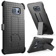 i-BLASON Samsung Galaxy S6 Edge Plus Transformer Holster Kickstand Locking Clip